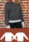 Preview: Tara - Pullover für Frauen - Basic - eBook